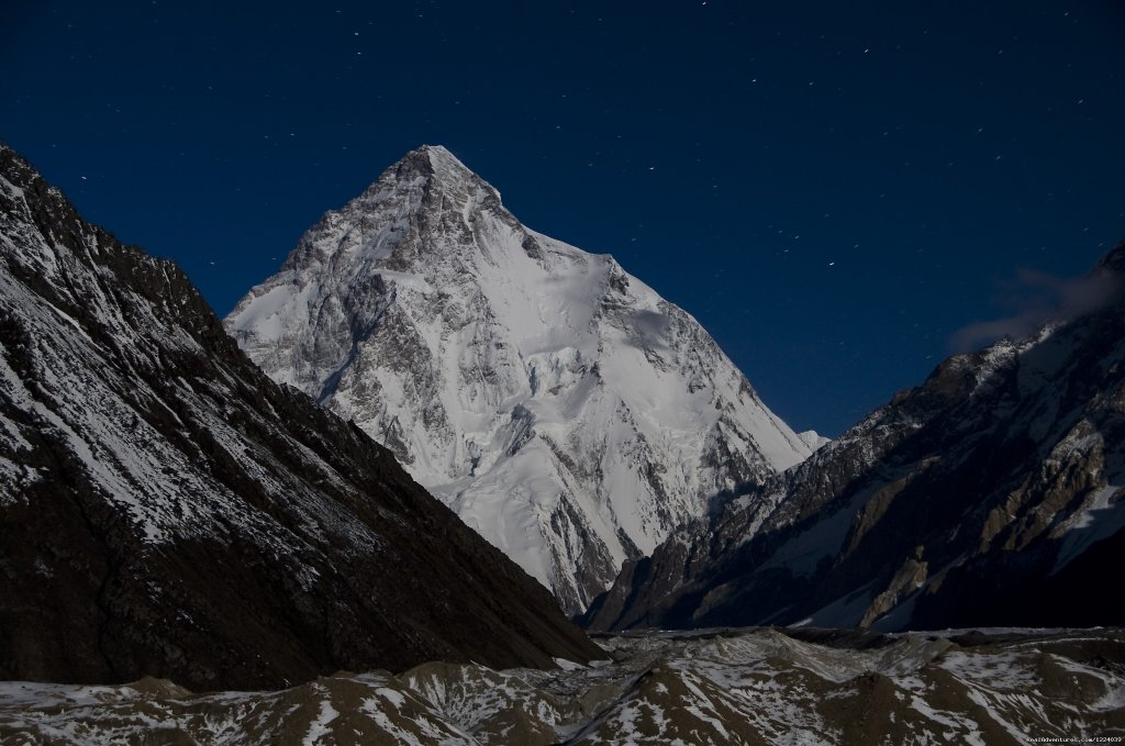 K2 | Image #7/7 | K2 Base Camp Gondogoro-La Trek