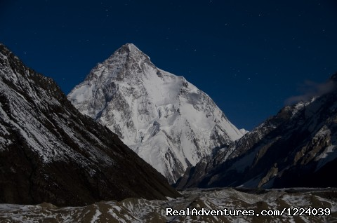 K2 - K2 Base Camp Gondogoro-La Trek