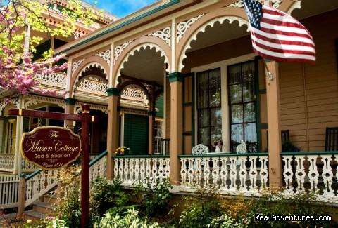 Image #2 of 5 - Romantic Cape May Getaway at the Mason Cottage B&B