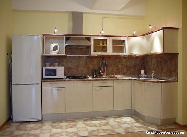 . Welcome-to-Russia Company offers you a four-room apartment in St. Petersburg for short rent. It is situated in the very center of the city. The apartment is very comfortable for up to 8  people. Price from $211/night.