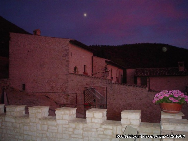 Terrace Night - Corte Belvoir Guest House & Romantic Inn