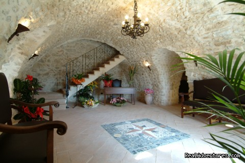 Reception (#8 of 26) - Corte Belvoir Guest House & Romantic Inn