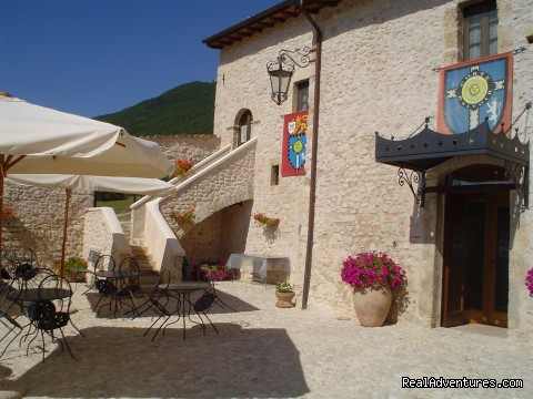 Courtyard Spring Summer - Corte Belvoir Guest House & Romantic Inn
