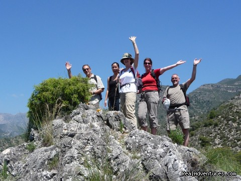 Top of the Hill - Hiking Holidays in Spain's most beautiful region