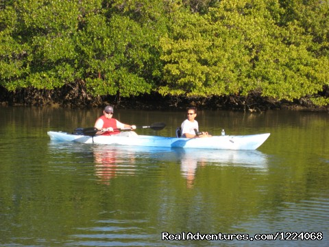 Kayak every week - Beach Fitness Retreat