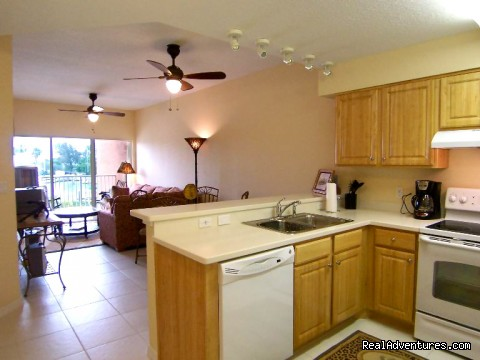 Fully Equipped Kitchen - Beach Fitness Retreat
