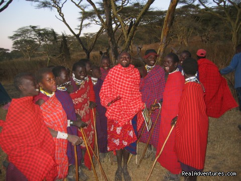 Masai culture safari (#5 of 8) - Tanzanian Highlight Safari
