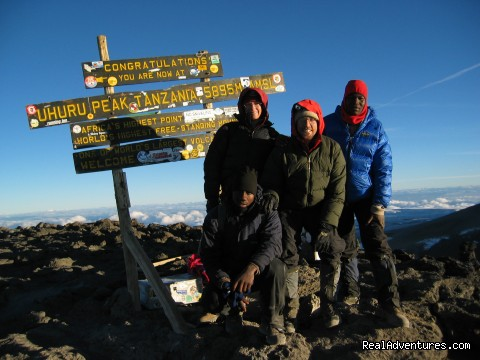 Kilimanjaro trekking (#7 of 8) - Tanzanian Highlight Safari