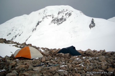 Camping up in the mountains (#3 of 4) - Happy Mongolia tours