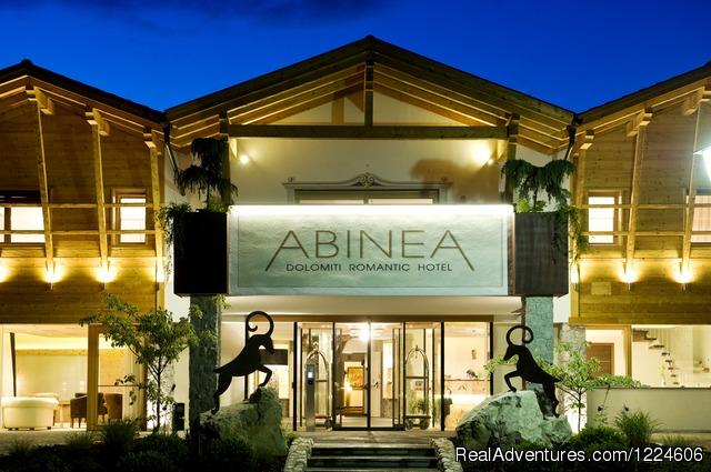 Abinea Dolomiti Romantic Hotel in Italy: Hotel Abinea
