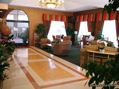 Lobby - Best Western South Bay Hotel