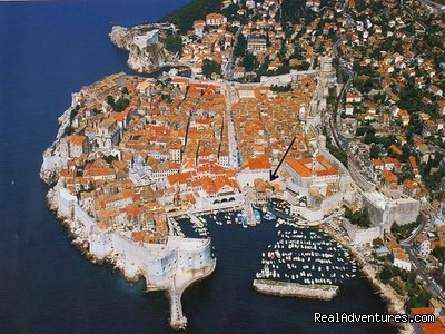Dubrovnik-4seasons - vacation on great location: Dubrovnik-4seasons accommodation's location