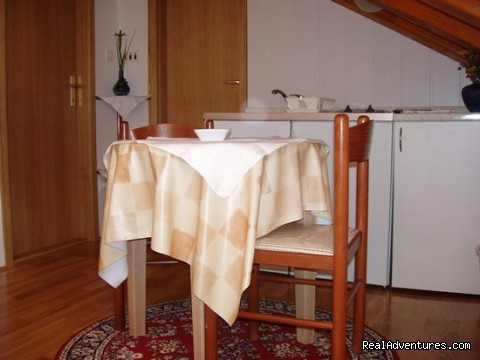 Kitchen - Dubrovnik-4seasons - vacation on great location