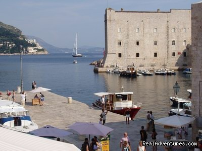View - Dubrovnik-4seasons - vacation on great location