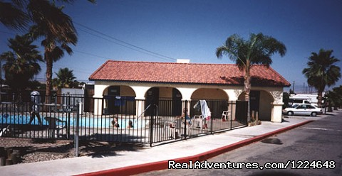 Bakersfield Palm RV Resort: