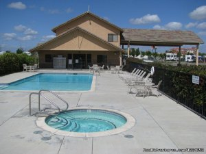 Flag City RV Resort Lodi, California Campgrounds & RV Parks