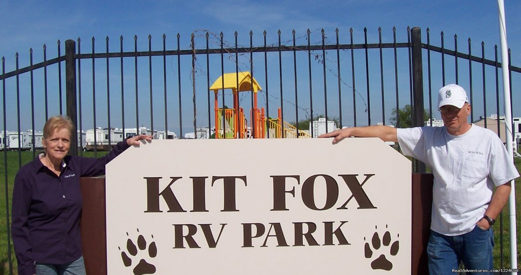 Image #1/2 | Patterson, California  | Campgrounds & RV Parks | Kit Fox RV Park