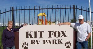 Kit Fox RV Park Campgrounds & RV Parks Patterson, California