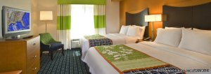 Fairfield Inn and Suites Hotels & Resorts Santa Maria, California