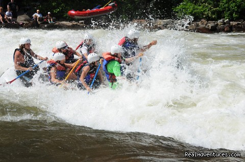 - Exciting Ocoee Whitewater Rafting Adventures