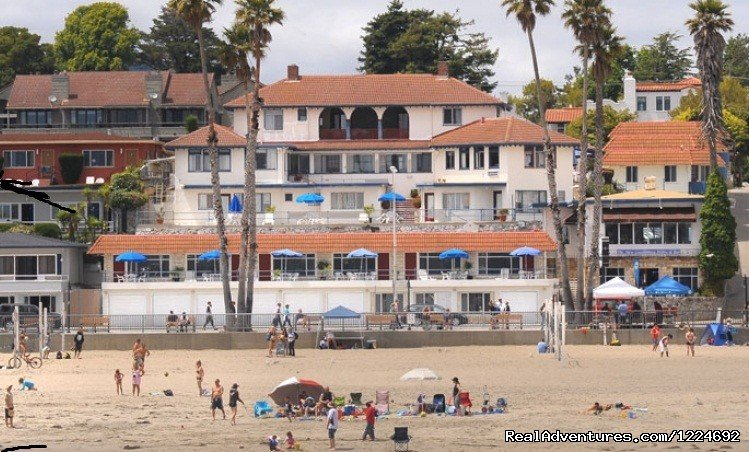 An oasis of serenity on the Santa Cruz Beach Santa Cruz, California  Hotels & Resorts