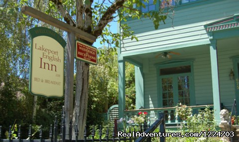 Lakeport English Inn: