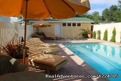 Tallman Pool - Tallman Hotel