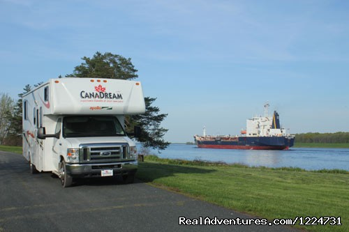1000 Islands, Ontario - CanaDream RV Rentals & Sales - Toronto