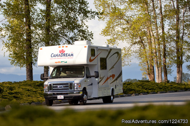 Truck Camper in the Mountains (#1 of 6) - CanaDream RV Rentals & Sales - Vancouver