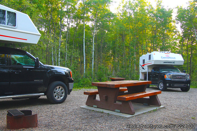 TCA Truck and Camper - CanaDream RV Rentals & Sales - Vancouver