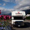 CanaDream RV Rentals & Sales - Vancouver Two Motorhomes along the route