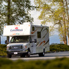 CanaDream RV Rentals & Sales - Vancouver Truck Camper in the Mountains