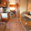 Truck Camper at Campsite