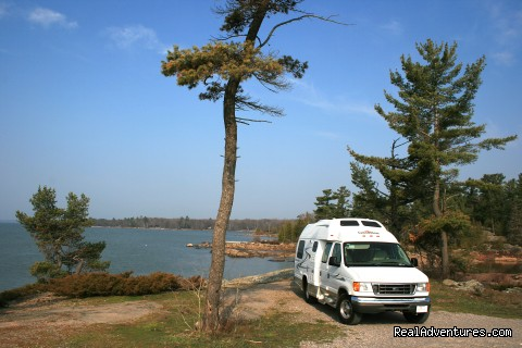 Motorhome Rental - Ontario Lakes (#6 of 7) - CanaDream RV Rentals & Sales - Montreal