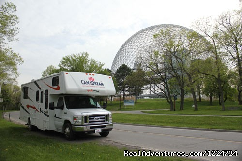 CanaDream RV Rentals & Sales - Montreal