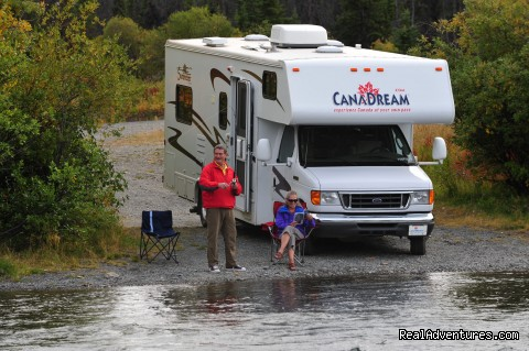 CanaDream RV Rentals & Sales - Whitehorse Right on the Water