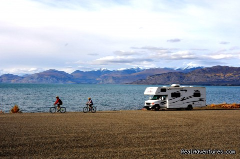 Bike & Ride! - CanaDream RV Rentals & Sales - Whitehorse