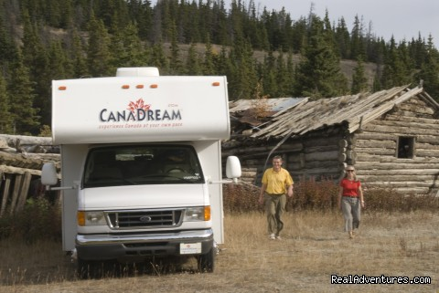 Exploring the Yukon in a Motorhome - CanaDream RV Rentals & Sales - Whitehorse