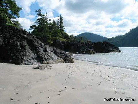 North Coast Trail Beach - Top 10 Hikes in the World-BC's West Coast Trail