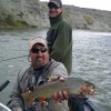 Tim Wade's North Folk Anglers Shoshone River tail water
