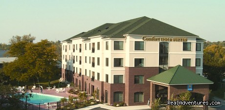 Comfort Inn & Suites- Airport Location