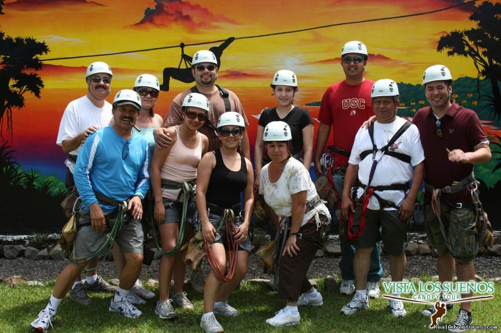This is the best Adventure tour in Costa Rica, you will fly from tree to tree and have a birds view of the pacific ocean, we have 13 cables and 15 platforms, from ground level up to 150ft, come and discover the adventure of a lifetime!!!