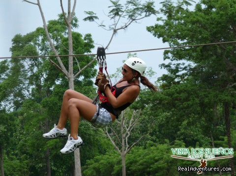 - Costa rica zip line adventures