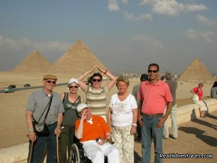 Two days trip to Cairo, Giza from Alexandria Port