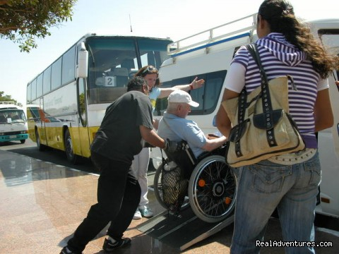 Accessible Shore Excursions - Two days trip to Cairo, Giza from Alexandria Port