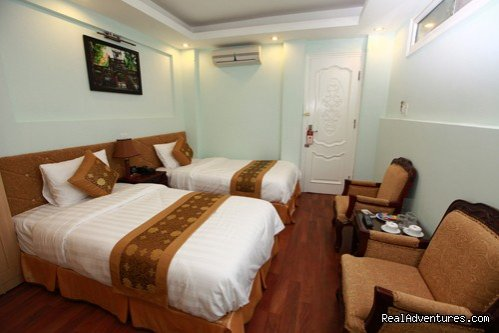 Deluxe room. | Image #10/10 | In Old City 5 Minutes from Hoan Kiem Lake