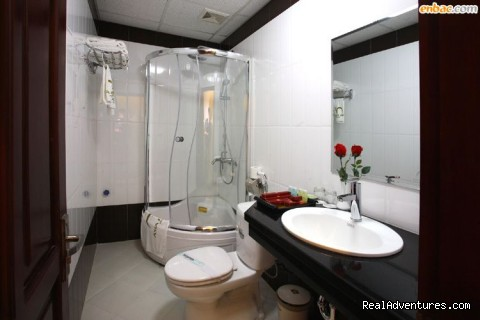 bathroom  - In Old City 5 Minutes from Hoan Kiem Lake