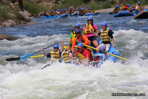 Most Experienced Guides! - Whitewater Rafting in Colorado