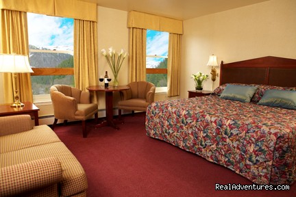 Single Bed Room - Westmark Baranof Hotel