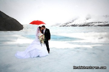 Glacier Wedding - Alaska's Pearson's Pond Luxury Inn & Adventure Spa